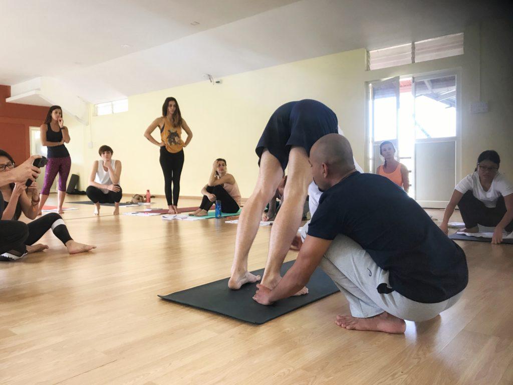 Yoga Teacher Training YTT
