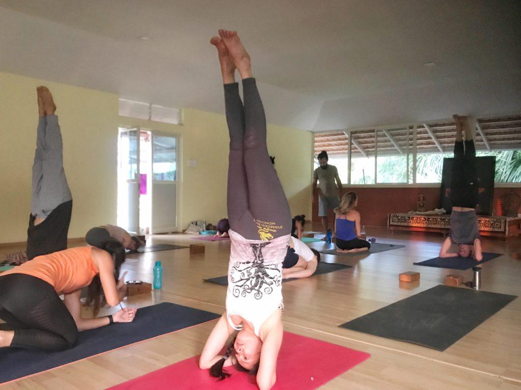 Yoga Teacher Training YTT4