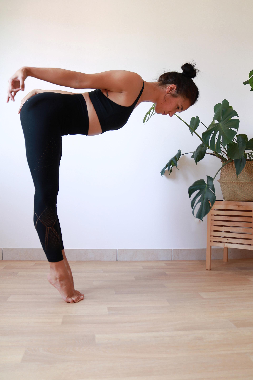 déroulement d'un cours de yoga 2
