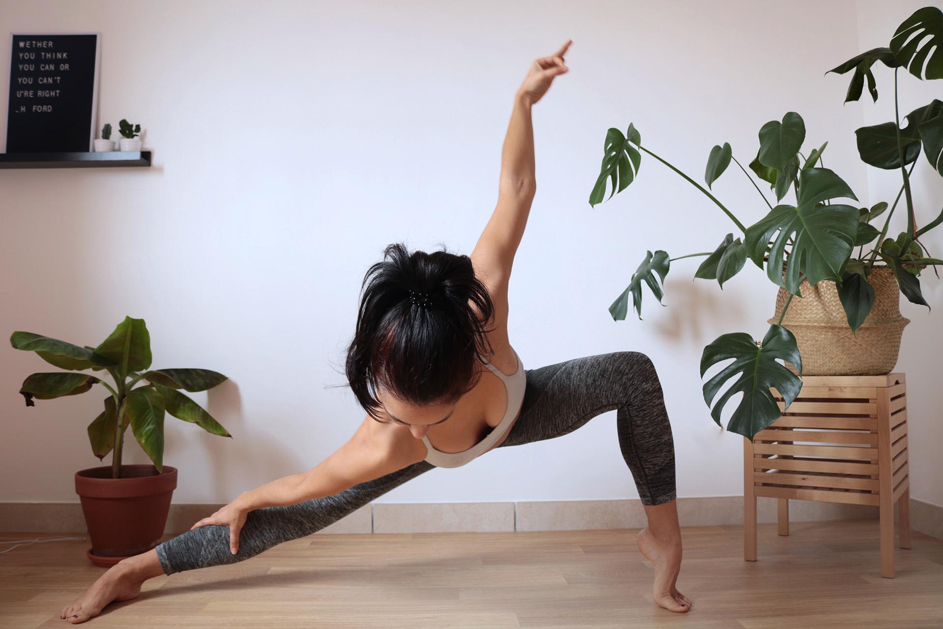 Sarah Perreau Yoga à Toulouse